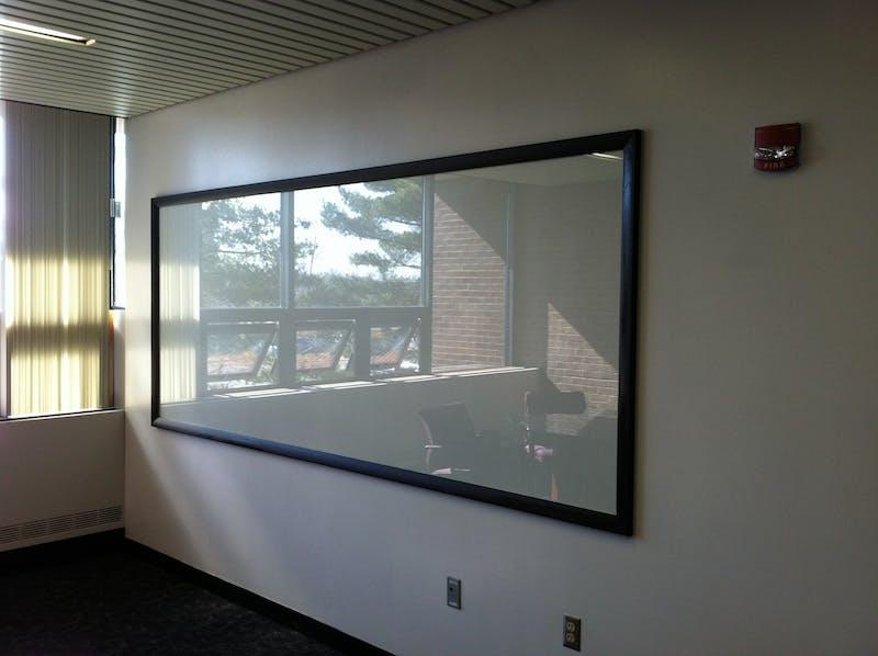 (Conference Room, Cincinnati) Glass for Dry Erase Board