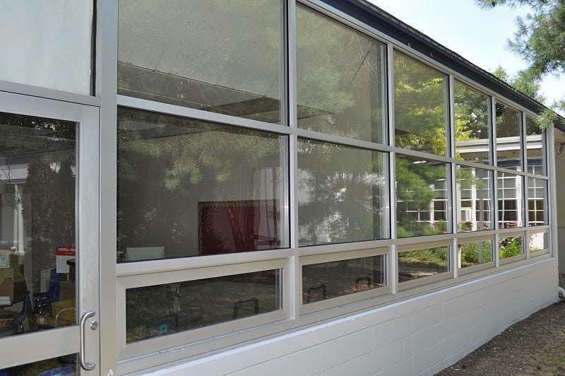 (Cincinnati Country Day, Indian Hill) Window Upgrade