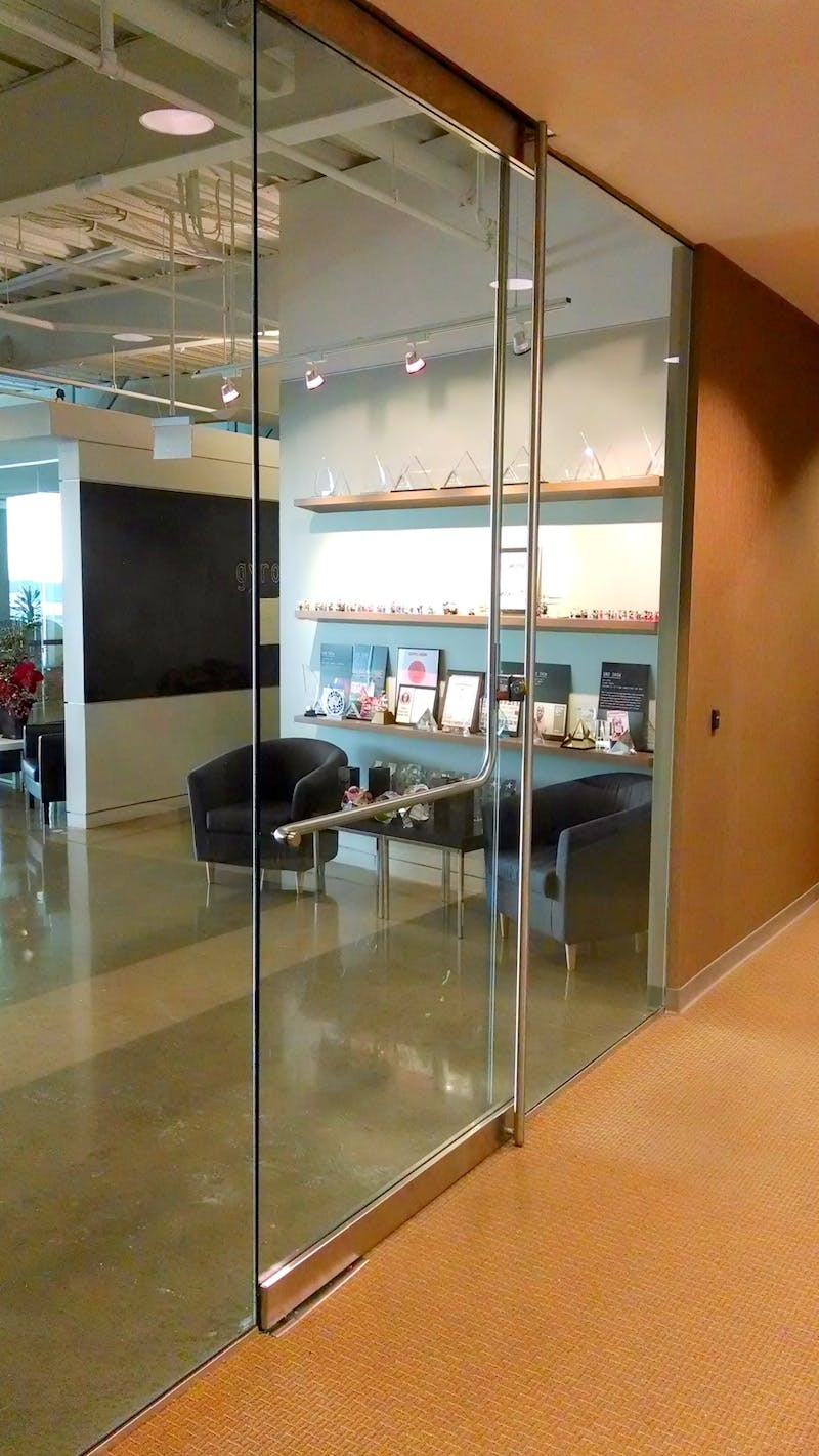 (GYRO, Kenwood) Replacement Commercial Door Glass