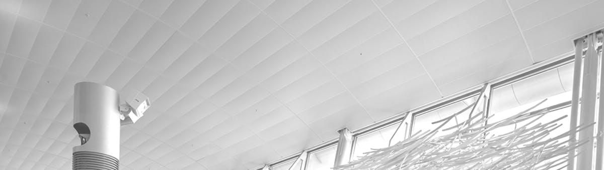 JFK terminal 4 interior hall sculpture