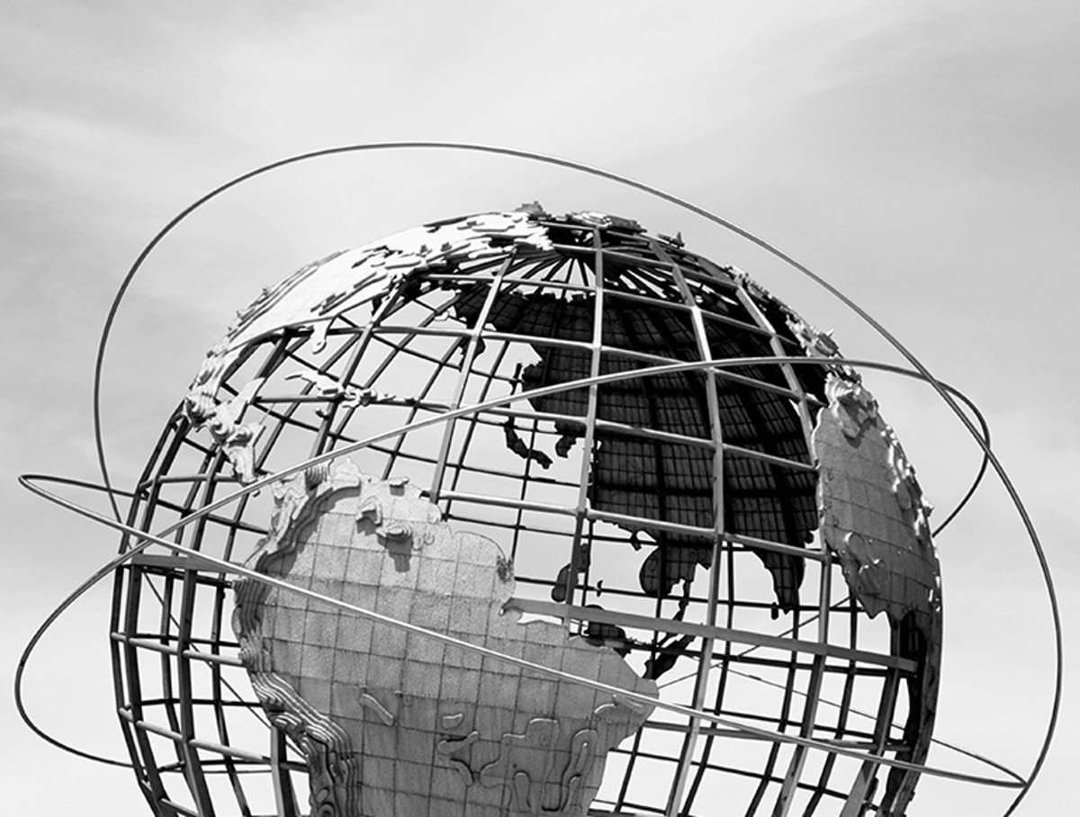world fair globe