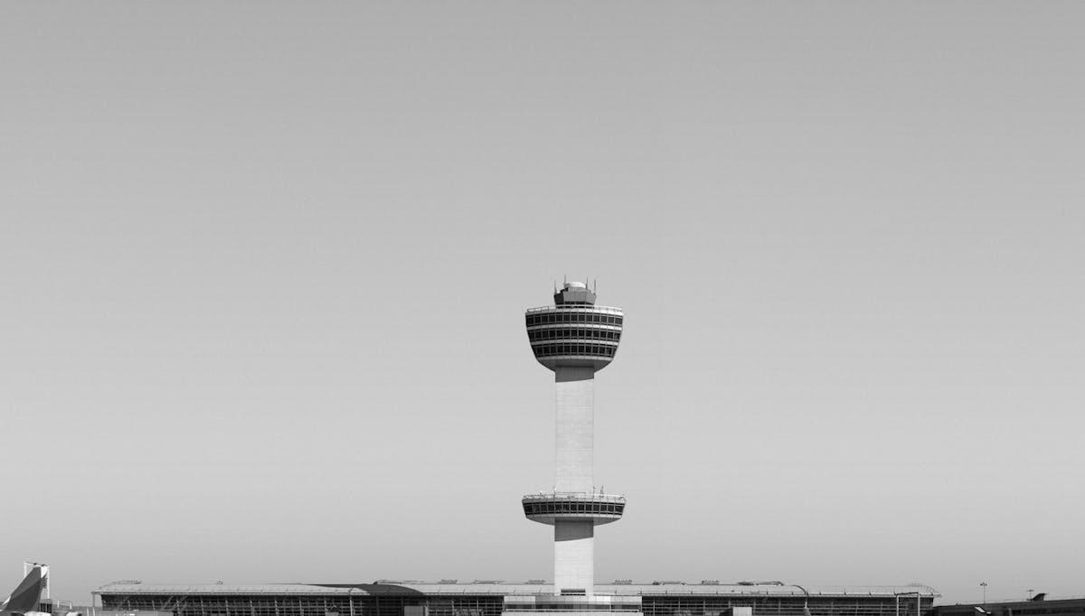 Exterior of JFK terminal 4
