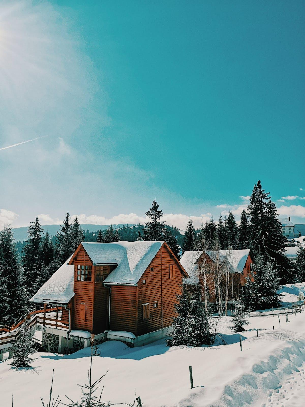 Winter Cabin Getaways