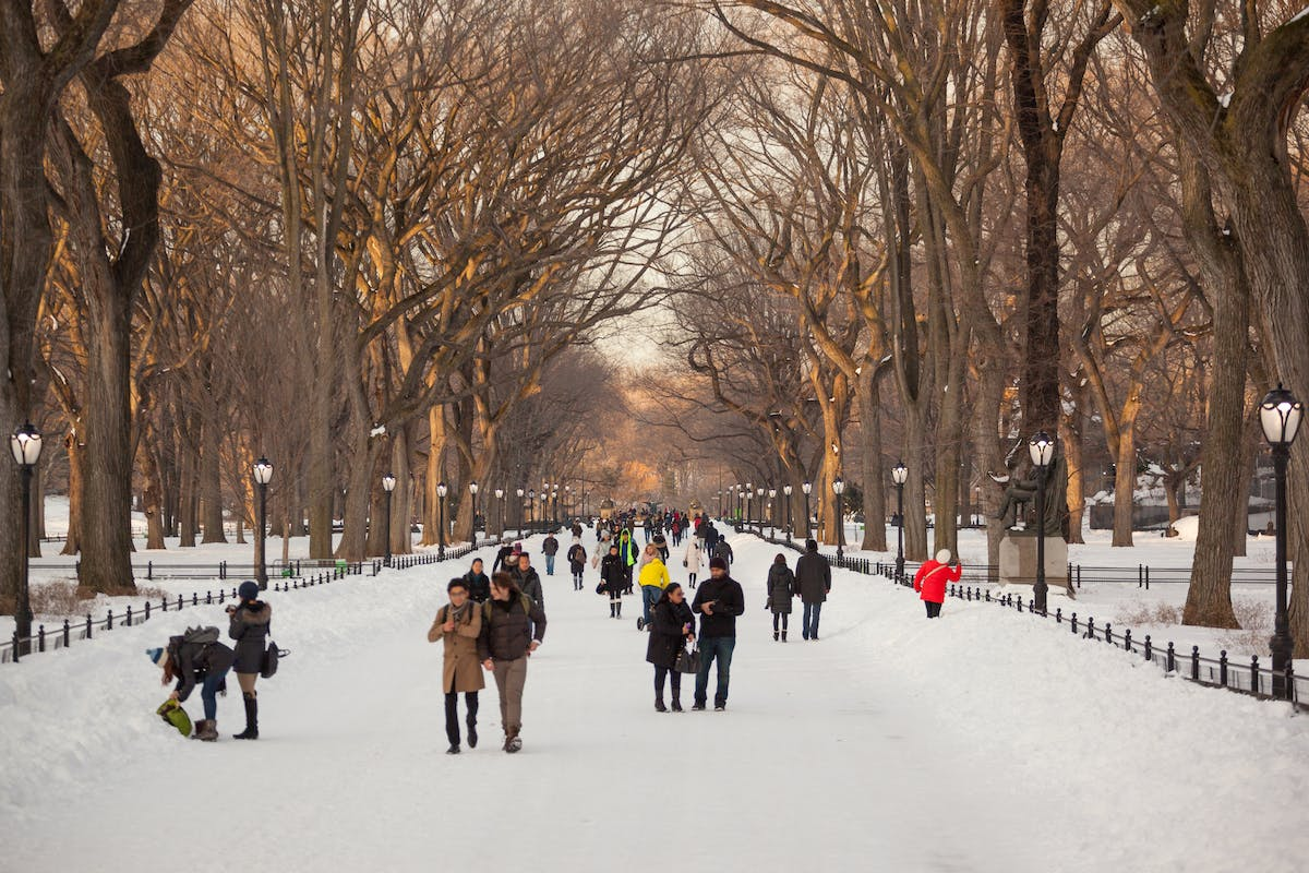 Indoor Kids' Activities for NYC's Best Snow Days Ever