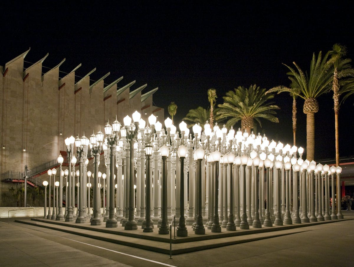 Ldf Partners With Lacma To Convert Chris Burden S Urban