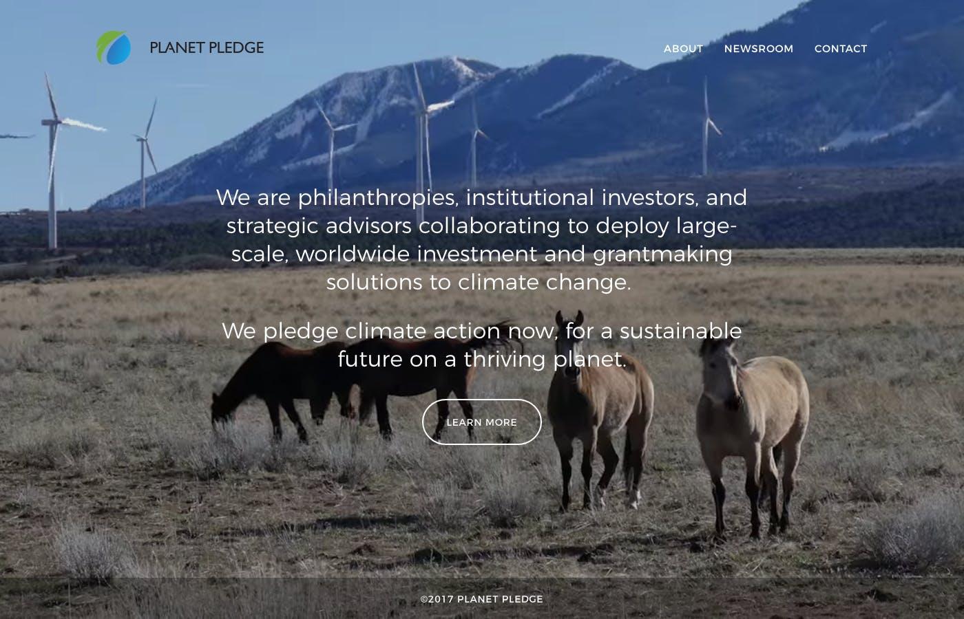 Planet Pledge
