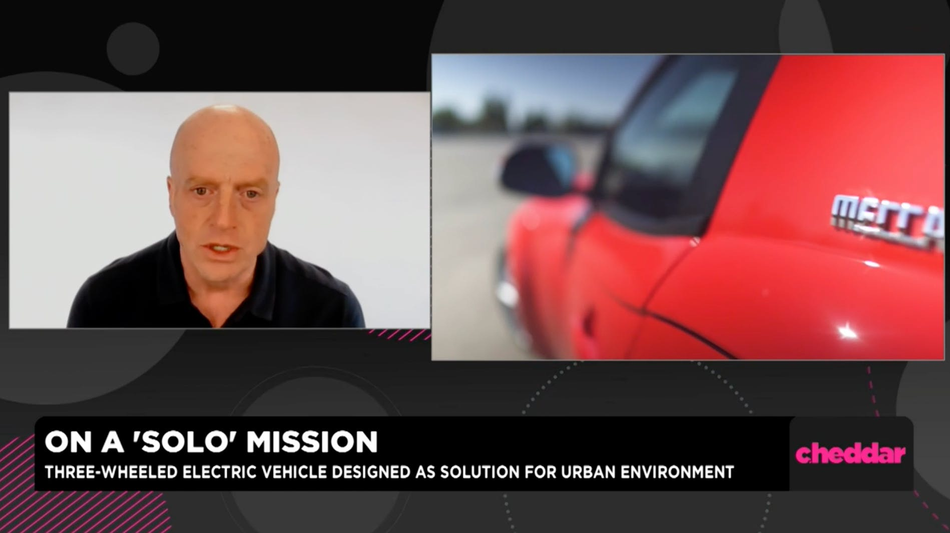 Cheddar: ElectraMeccanica Set to Ignite Engine to New 'Solo' Electric Vehicle