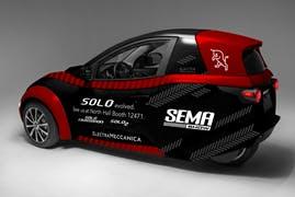 ElectraMeccanica to Attend SEMA Show in Las Vegas