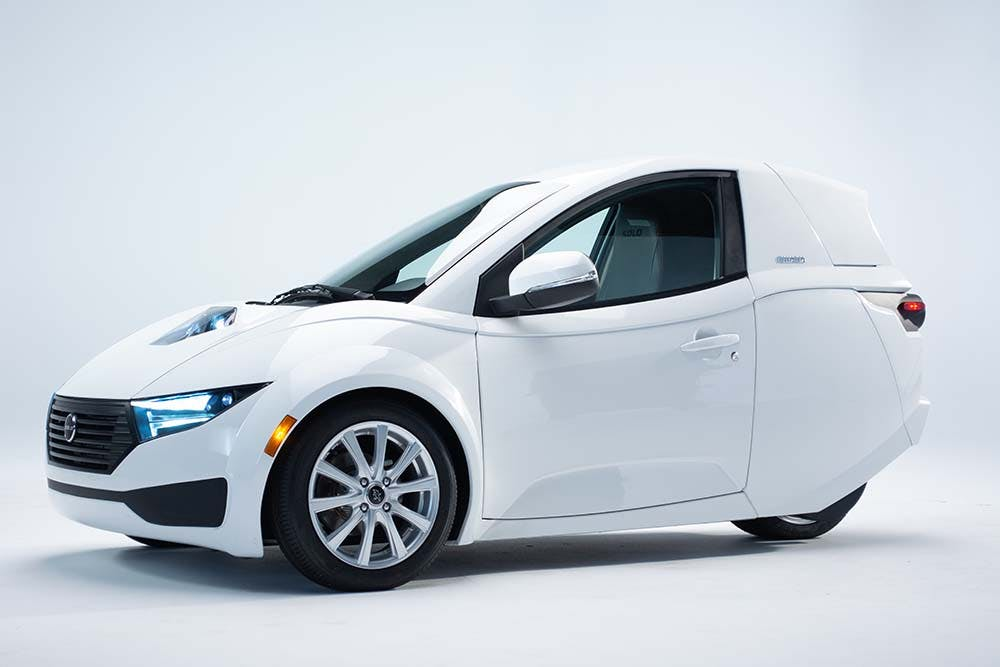 Forget SUVs. These auto makers think tiny electric cars are the next big thing