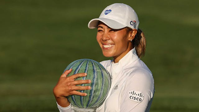 LPGA/GETTY IMAGES