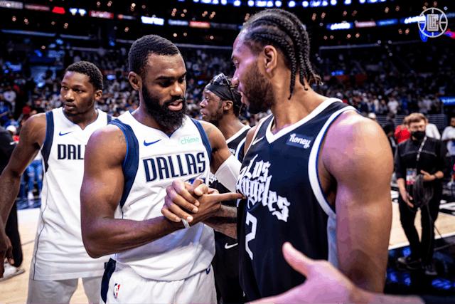 Source: LA Clippers/Twitter