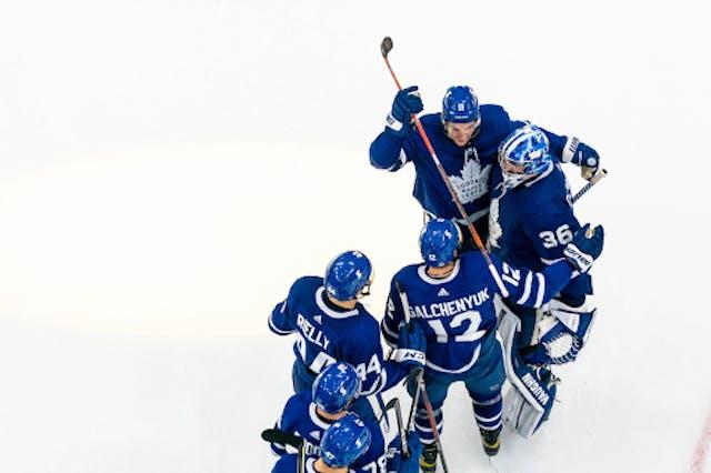 Source: Toronto Maple Leafs/Twitter