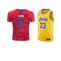 Jersey of Your Choice