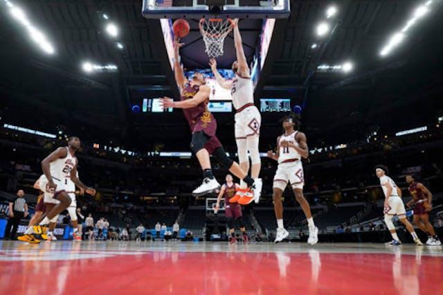 Source: Jack Dempsey/NCAA Photos via Getty Images