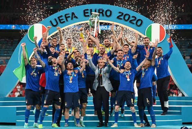 Source: UEFA Euro 2020/Twitter