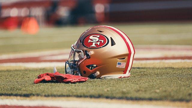 SOURCE: SAN FRANCISCO 49ERS/TWITTER