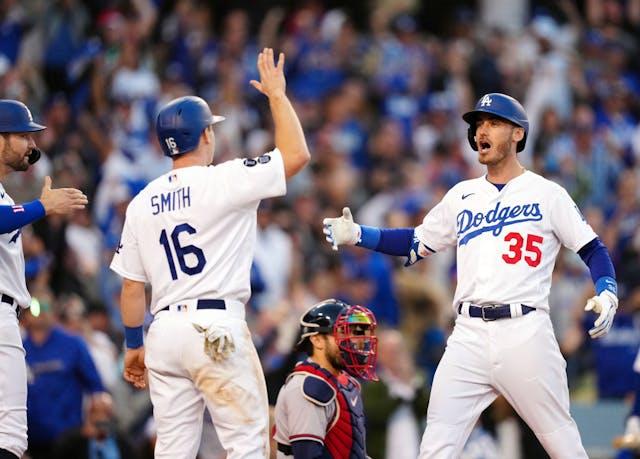 Source: Daniel Shirey/MLB Photos via Getty Images