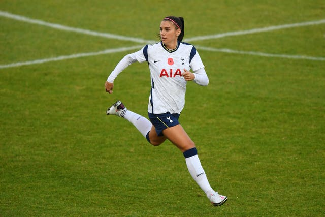 SOURCE: TOTTENHAM HOTSPUR WOMEN/TWITTER