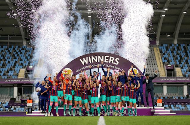 Source: UEFA Women's Champions League/Twitter