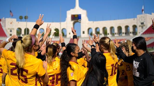 Source: John McGillen via USC Women's Soccer