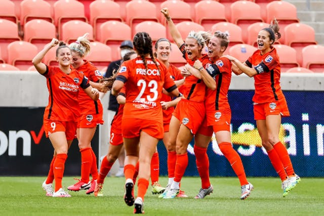 HOUSTON DASH/TWITTER