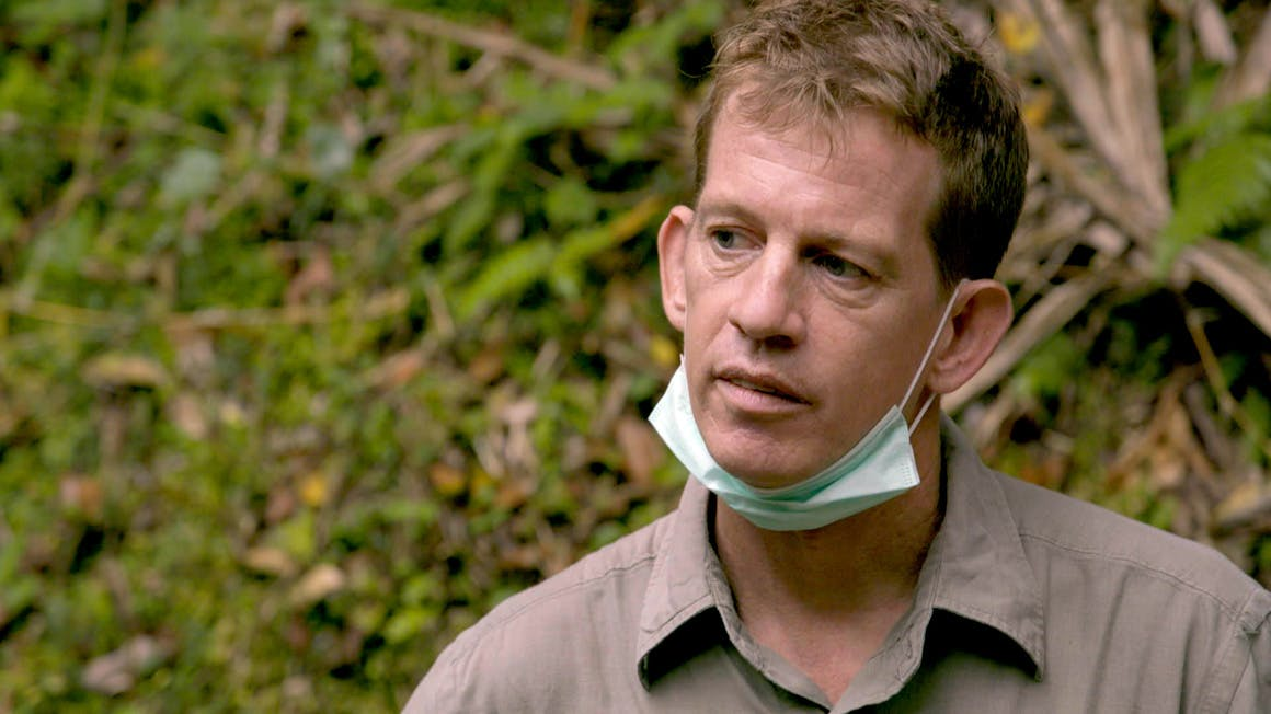 Doctor Ian Singleton, PhD