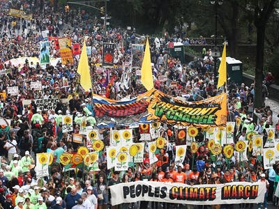 September 8: Rise for the Climate
