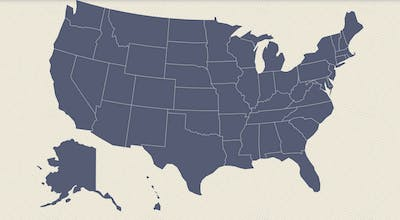 Interactive map of U.S. climate impacts