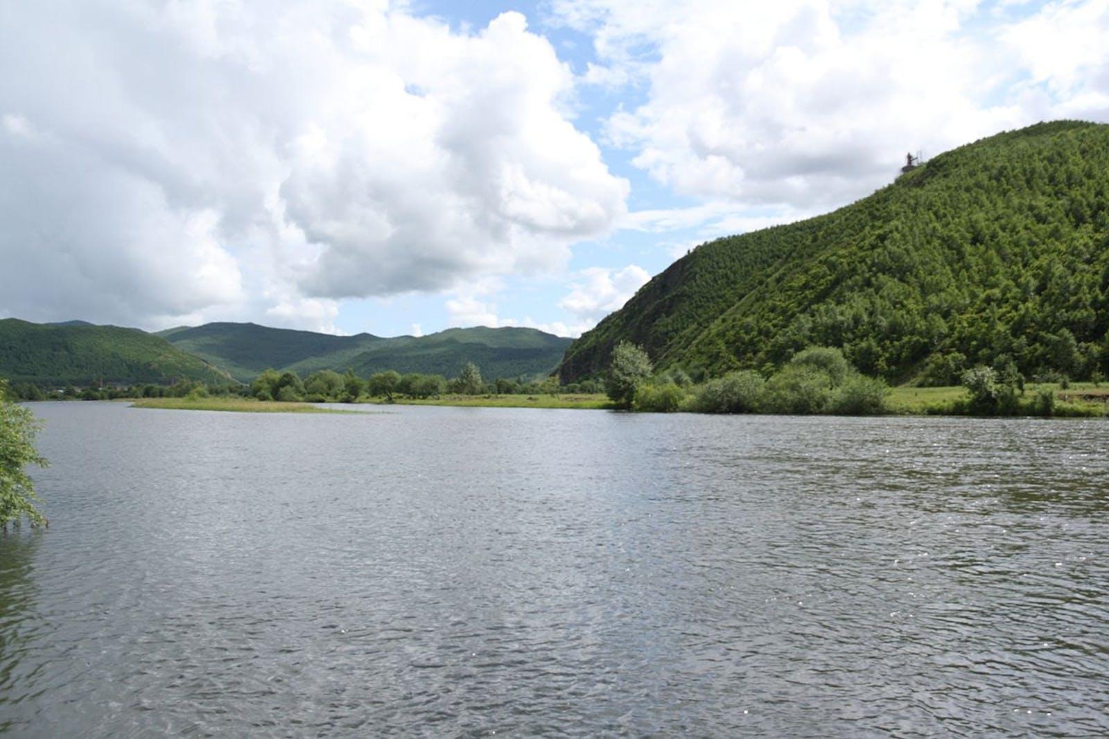 Da Hinggan-Dzhagdy Mountains Conifer Forests