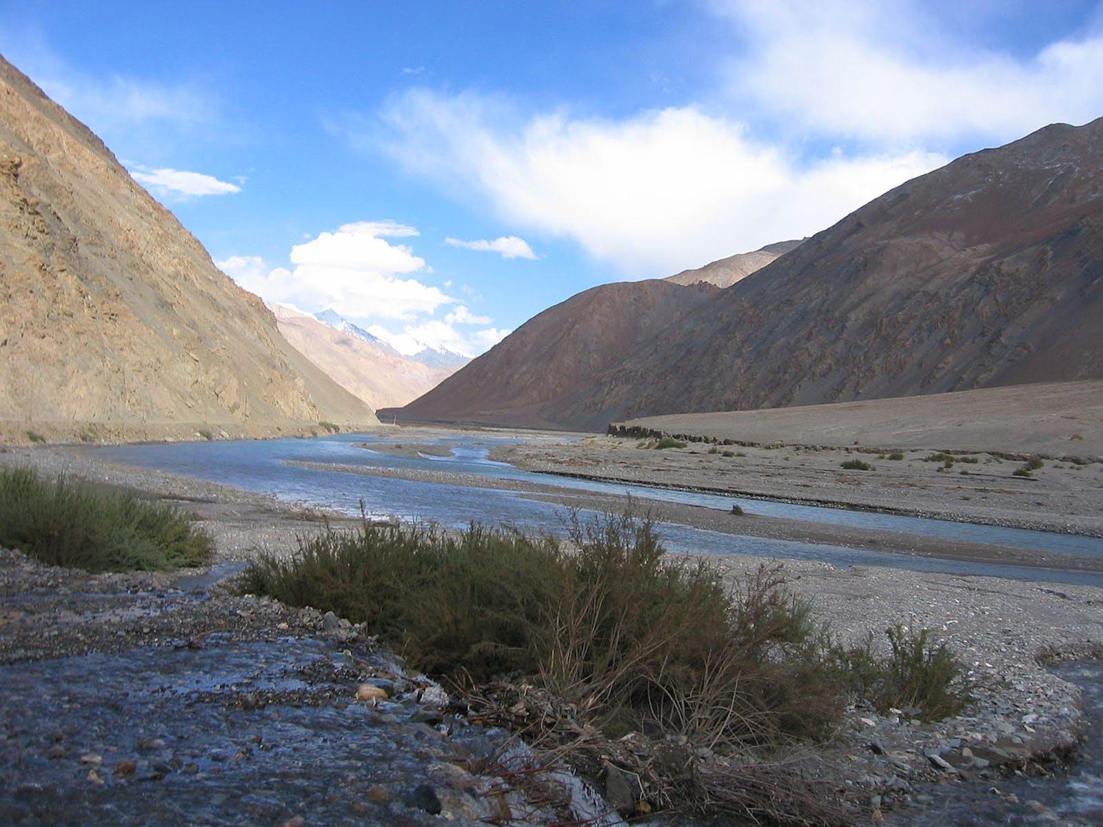 North Tibetan Plateau-Kunlun Mountains Alpine Desert
