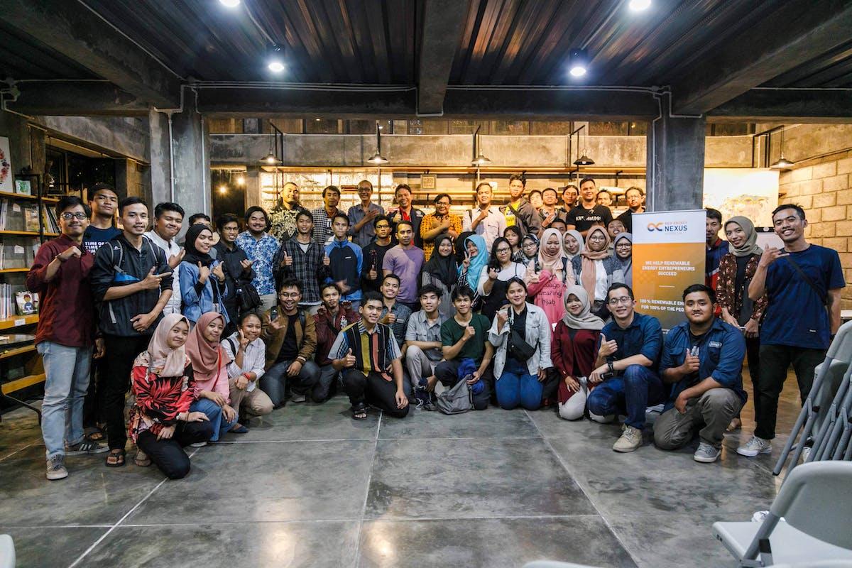 Building Momentum for Clean Energy Entrepreneurship in Indonesia