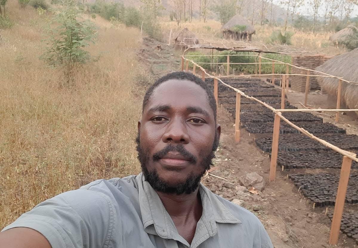 Conservation Hero: Agenonga Robert