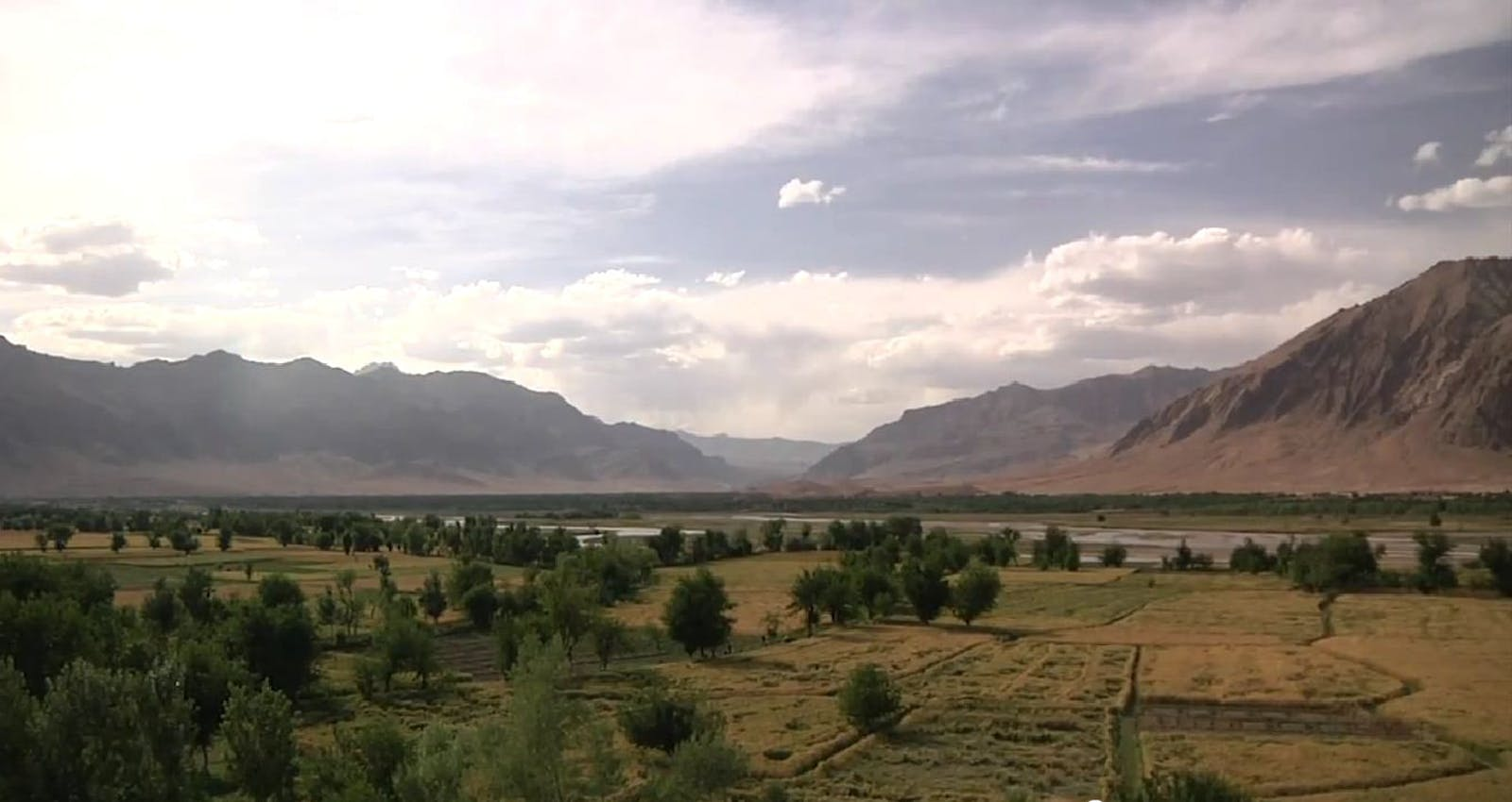 Central Afghan Mountains Xeric Woodlands