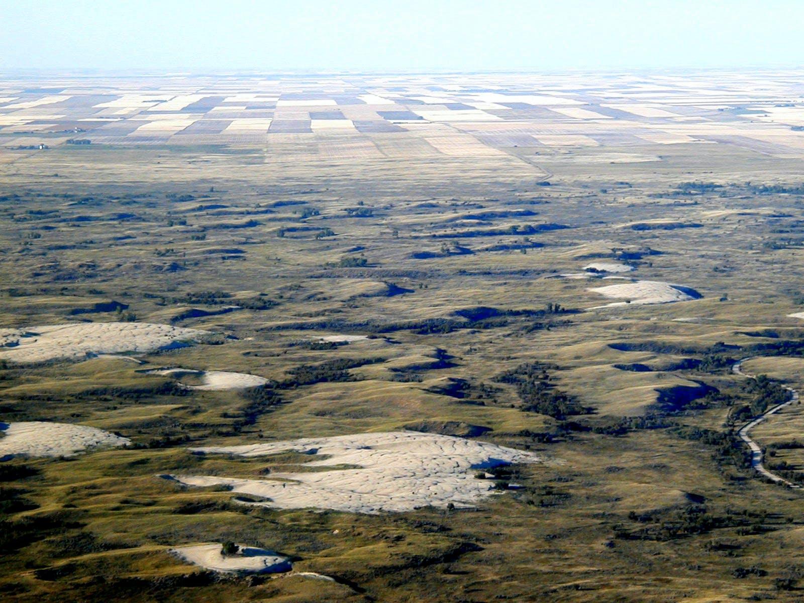 Nebraska Sand Hills Mixed Grasslands