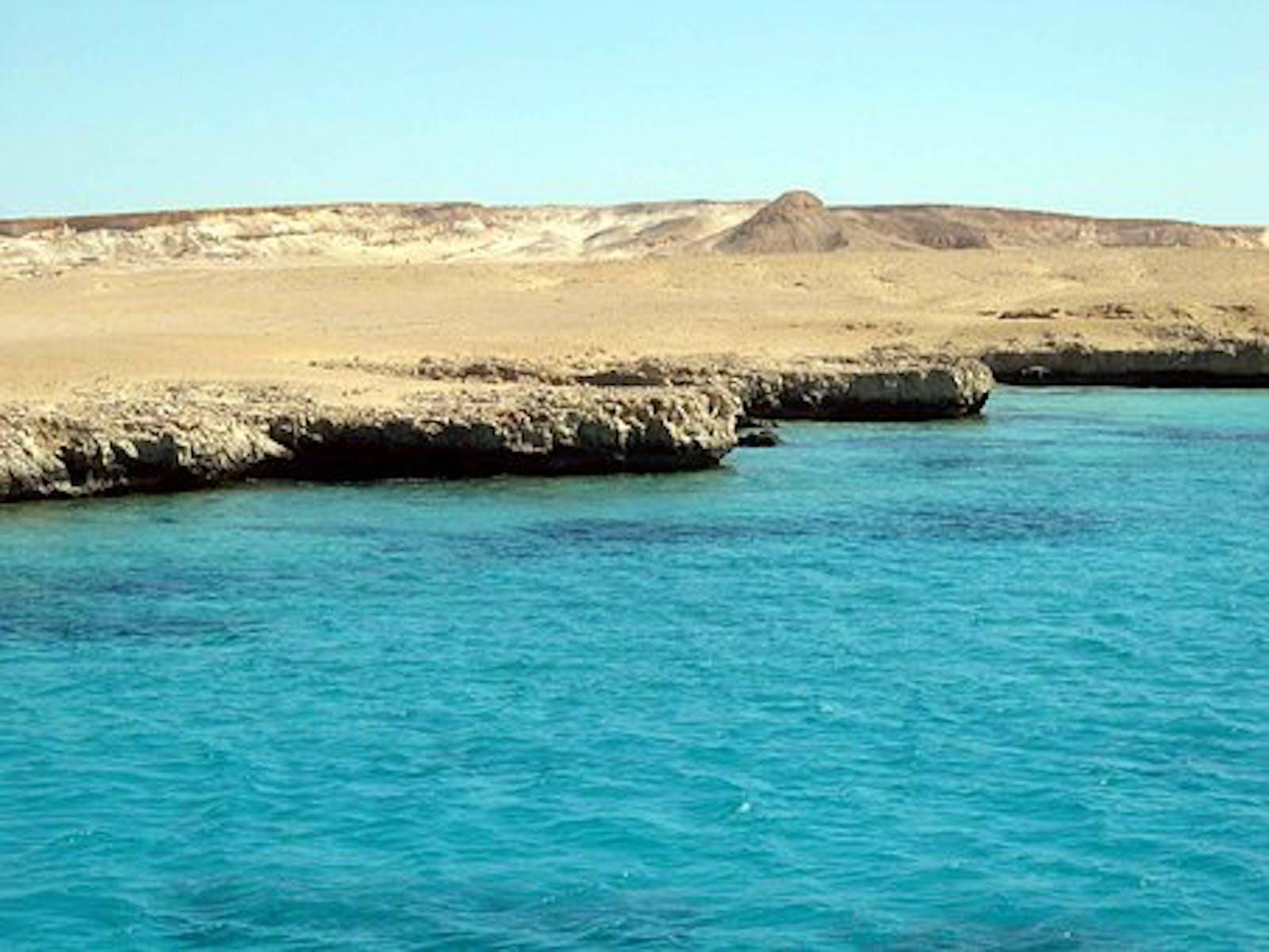 Red Sea Coastal Desert