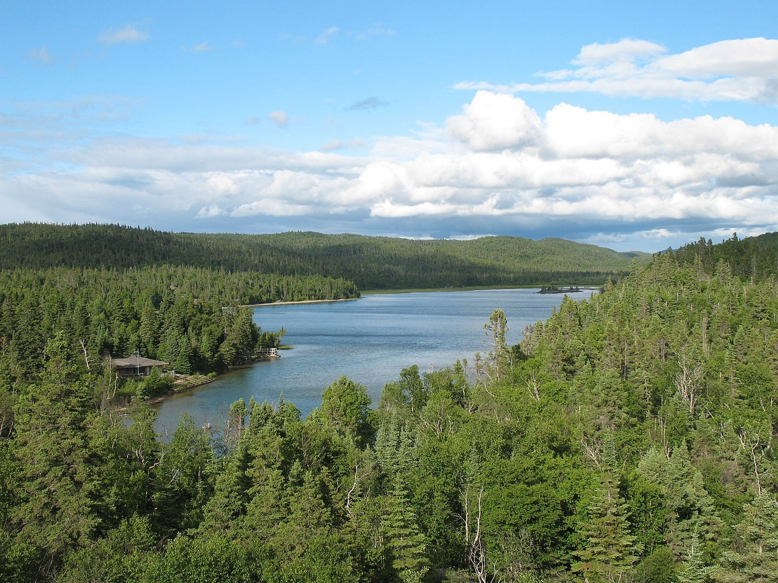 Central Canadian Shield Forests