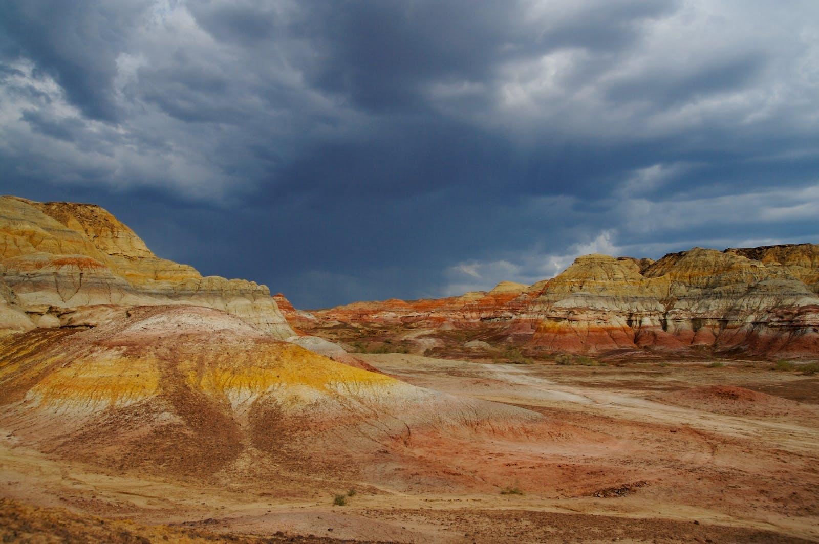 Junggar Basin Semi-Desert