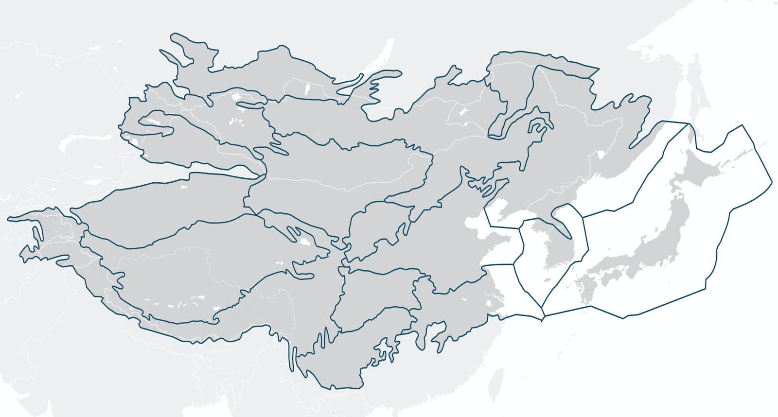 Eastern Eurasia