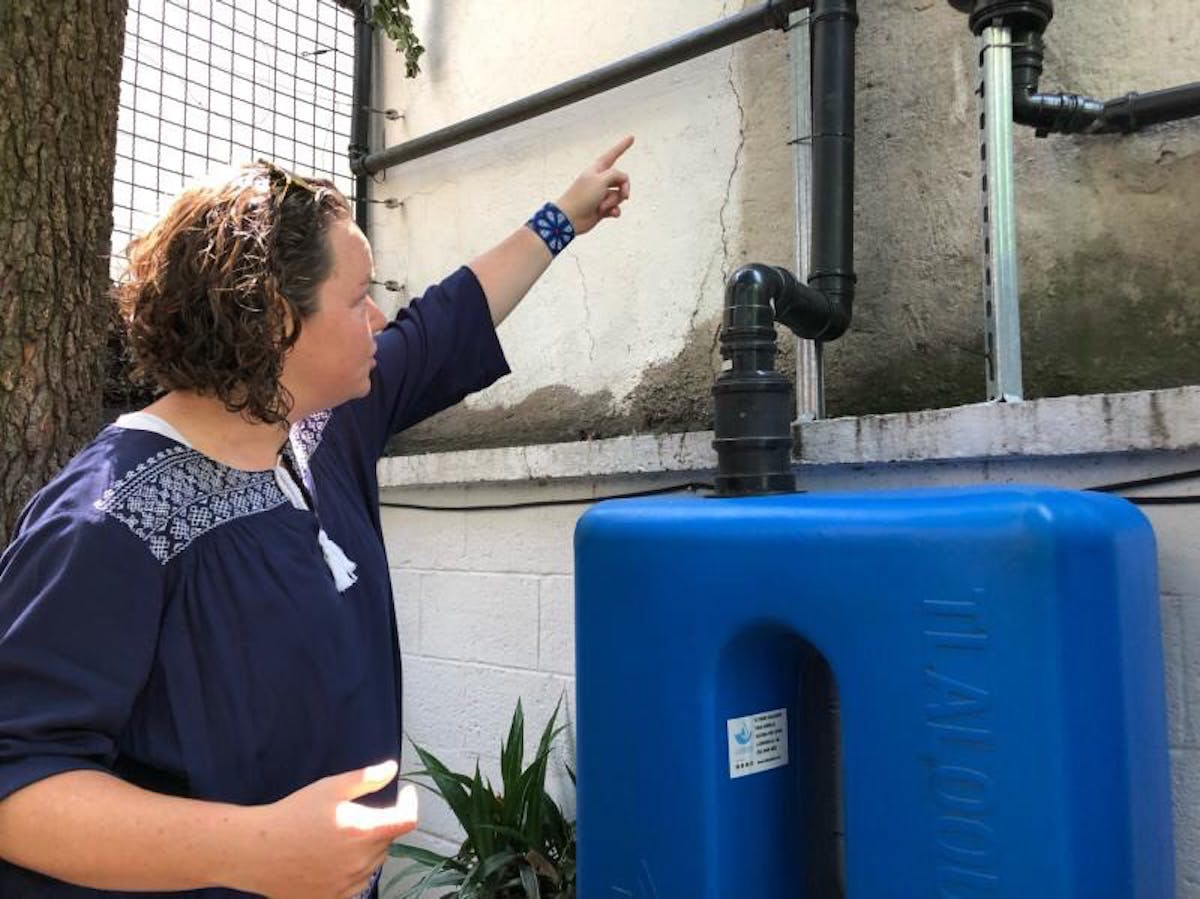 Meet the NGO that is fighting Mexico City's water crisis