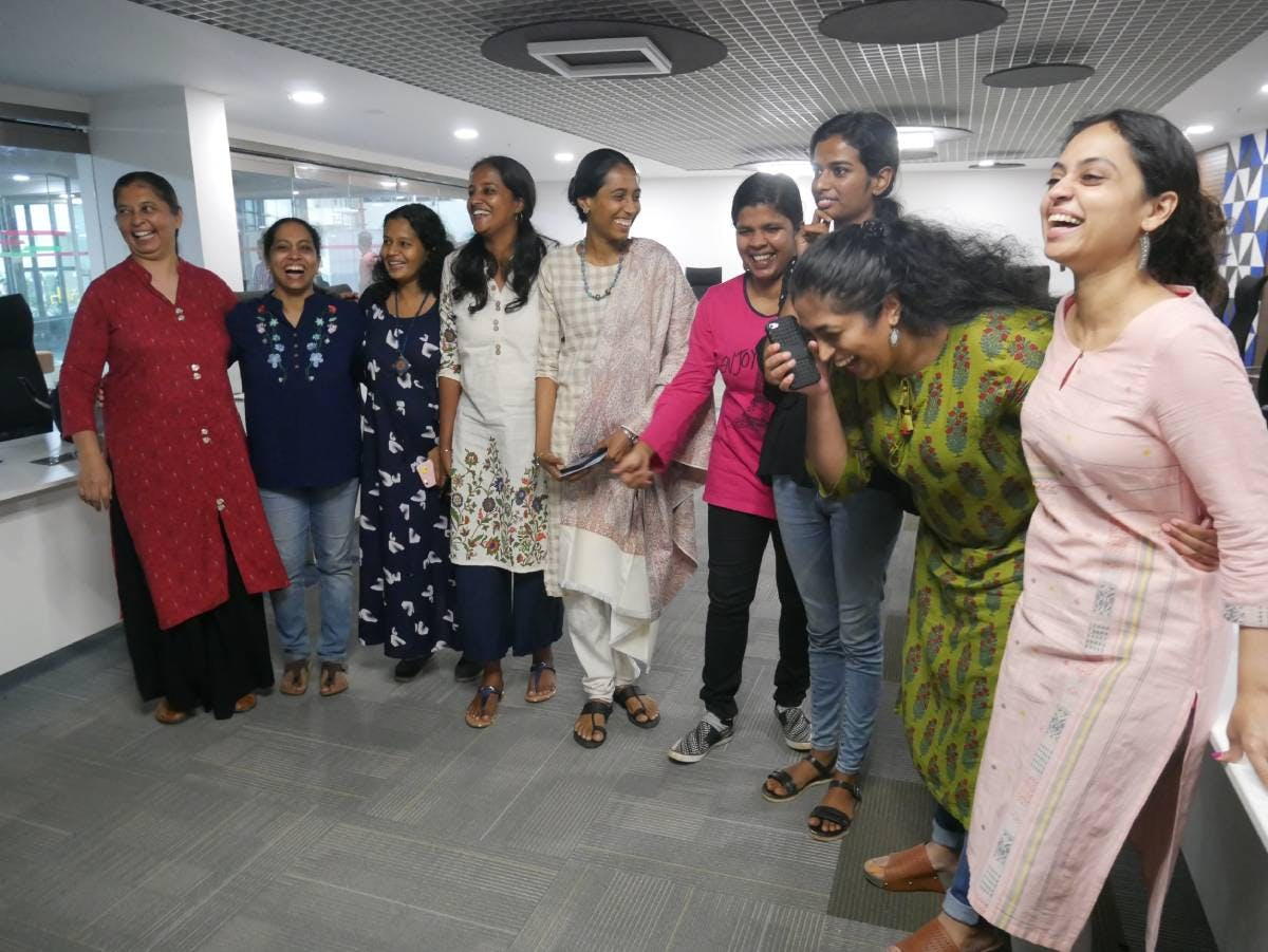 Building Capacity for Women Entrepreneurs Driving the Clean Energy Transition in India