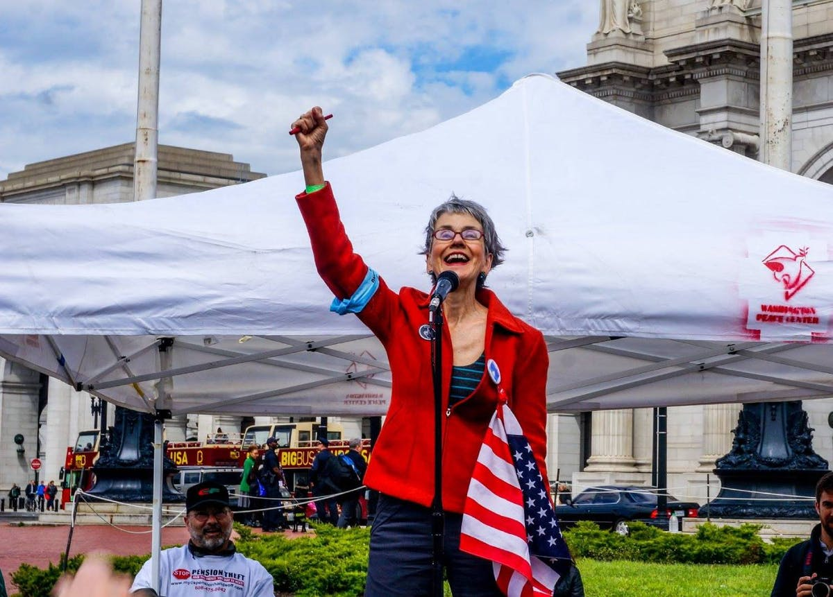 Environmental Hero: Frances Moore Lappé