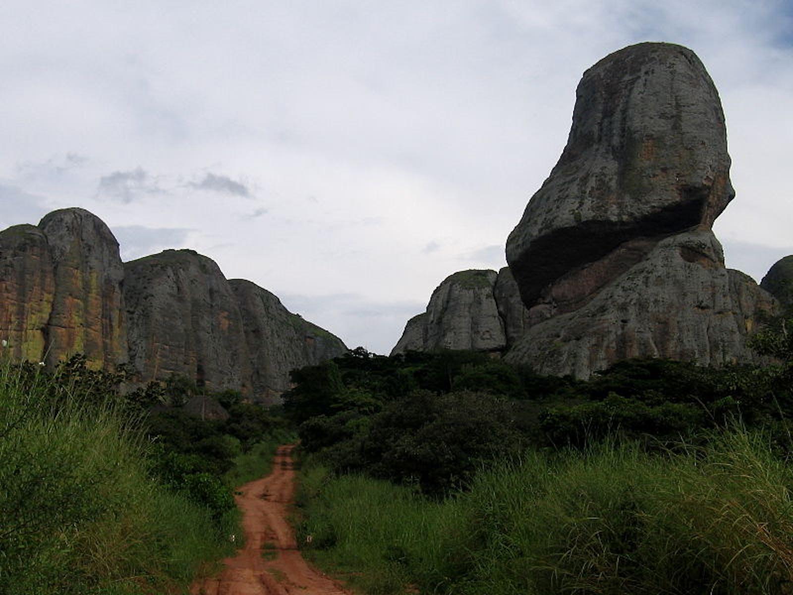 Angolan Wet Miombo Woodlands