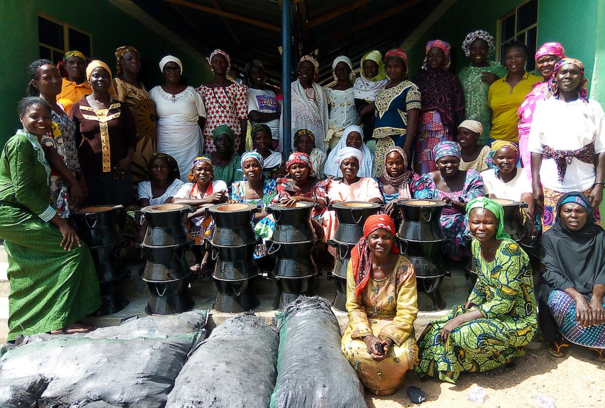 Supporting Women Entrepreneurs to Scale Clean Cookstoves across Nigeria