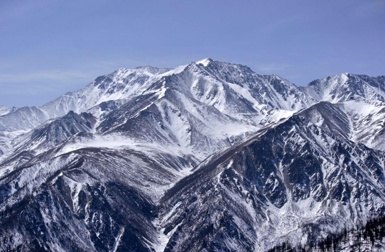 Sayan Alpine Meadows and Tundra