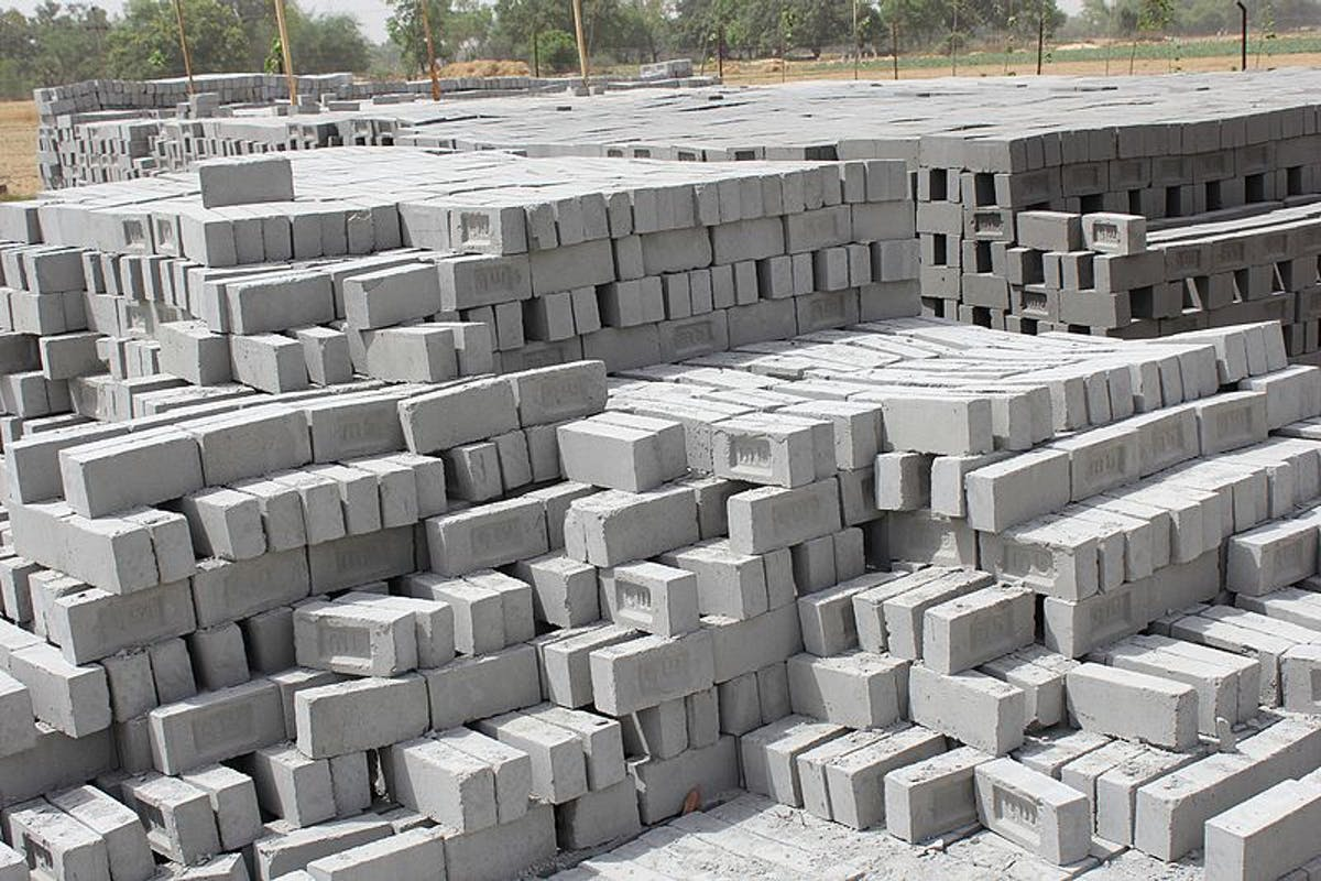 Towards a greener construction, one fly ash brick at a time