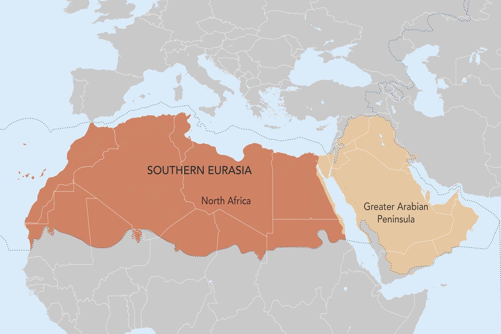 Southern Eurasia