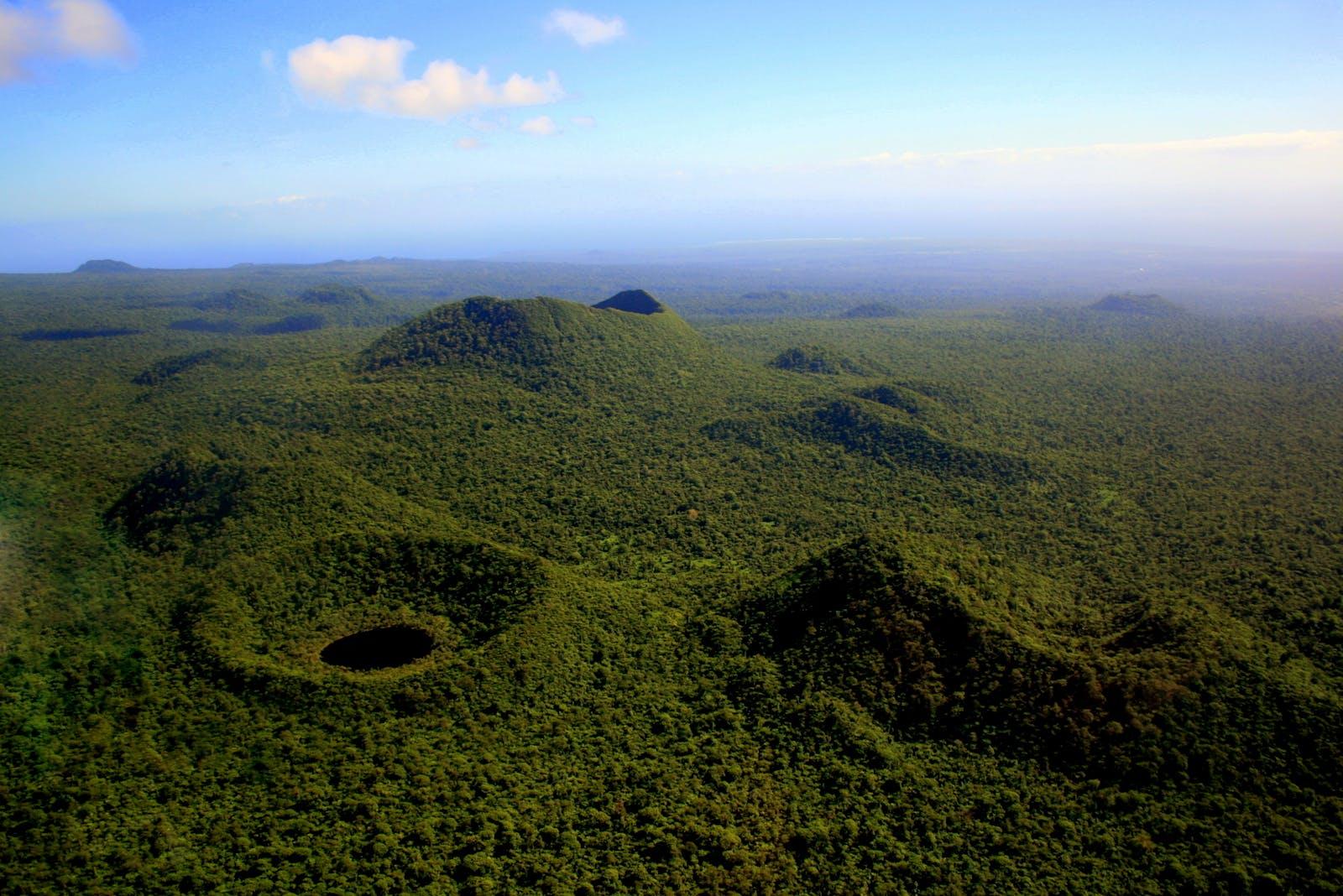 Samoan Tropical Moist Forests