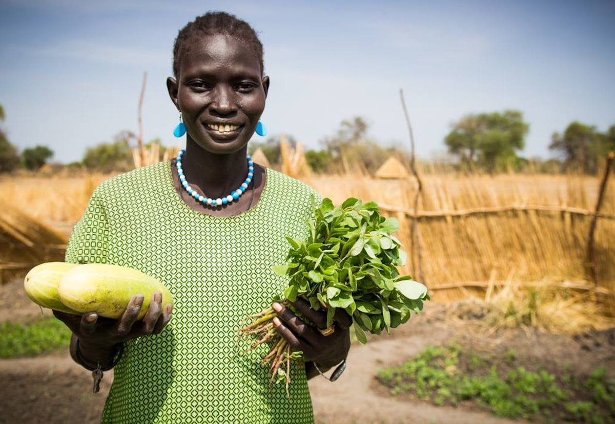 Advocating for Agroecology to Increase Food Security and Reduce Climate Impacts in Senegal and Beyond