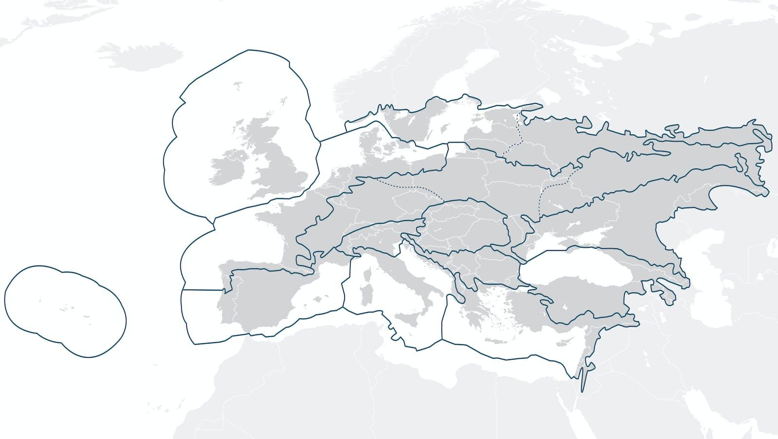 Western Eurasia
