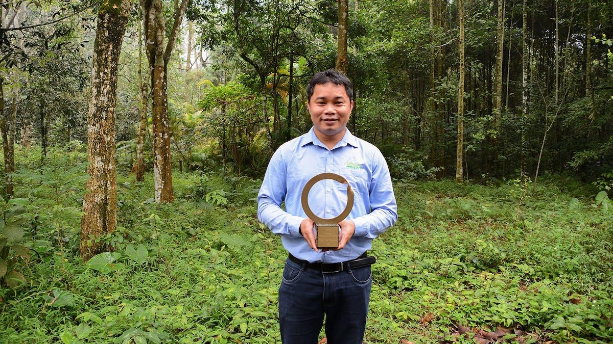 Conservation Hero: Thai Van Nguyen